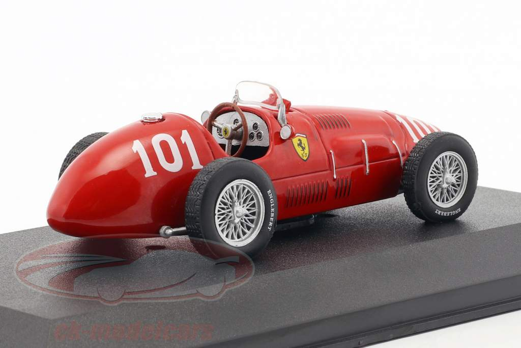 Alberto Ascari Ferrari 500 F2 #101 Weltmeister Formel 1 1952 1:43 Atlas