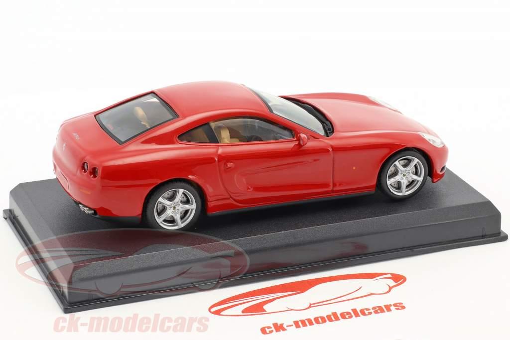 Ferrari 612 Scaglietti rosso 1:43 Altaya