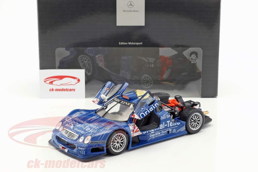 Mercedes-Benz CLK-GTR #12 FIA GT Championship 1998 Tiemann, Gounon 1:18 Maisto