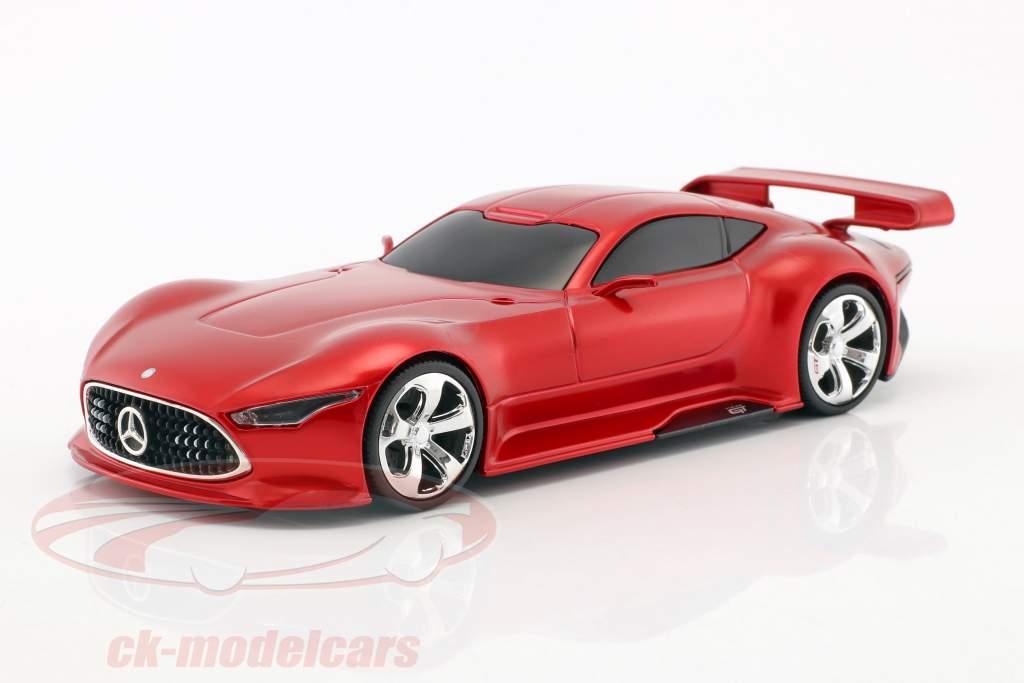 Mercedes-Benz AMG Vision Gran Turismo rouge 1:32 Maisto