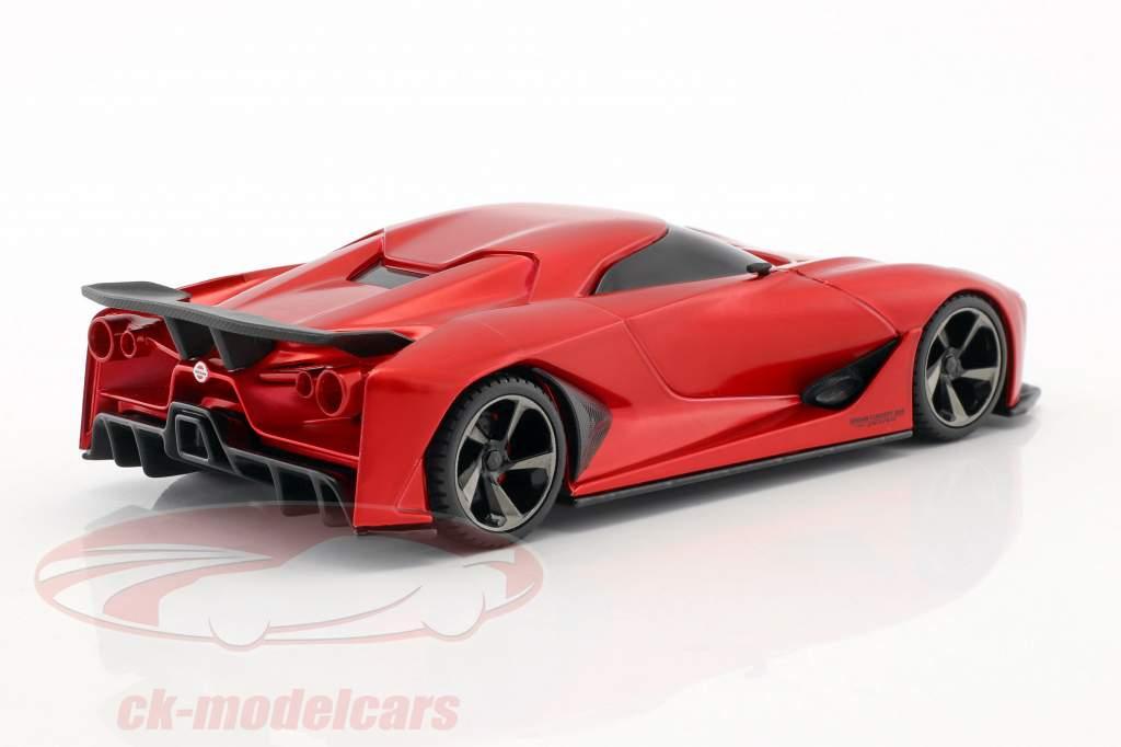 Nissan Concept 2020 Vision Gran Turismo red 1:32 Maisto