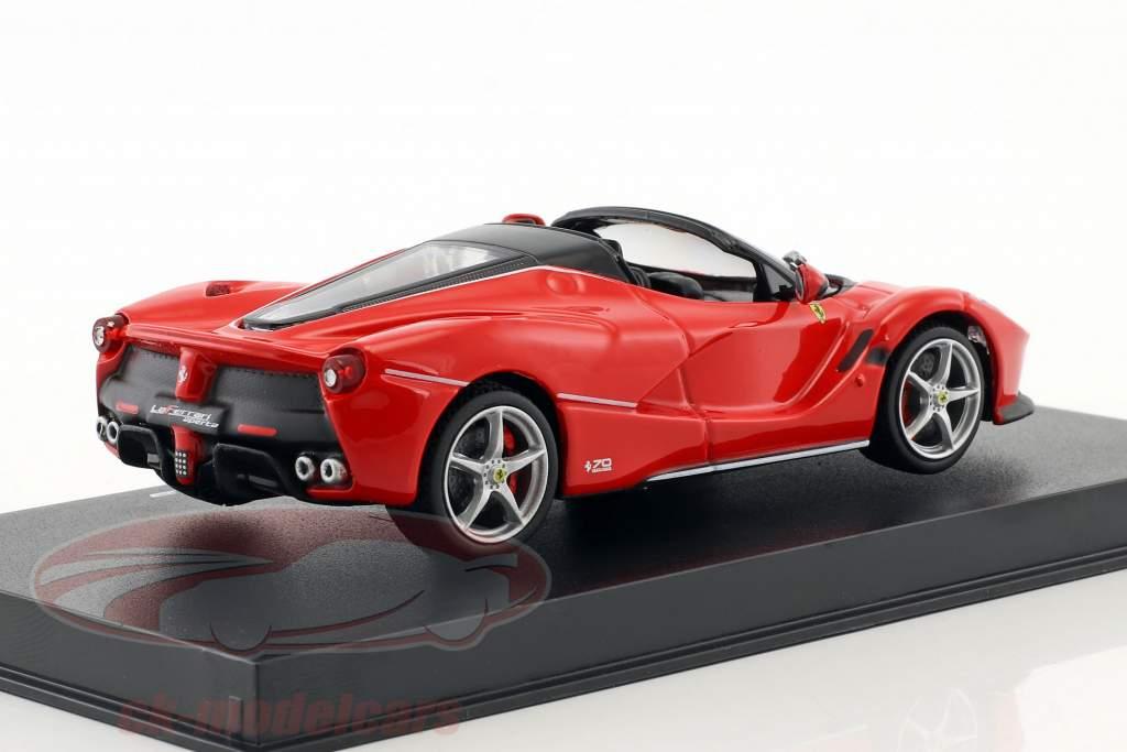 Ferrari LaFerrari Aperta rot 1:43 Bburago Signature