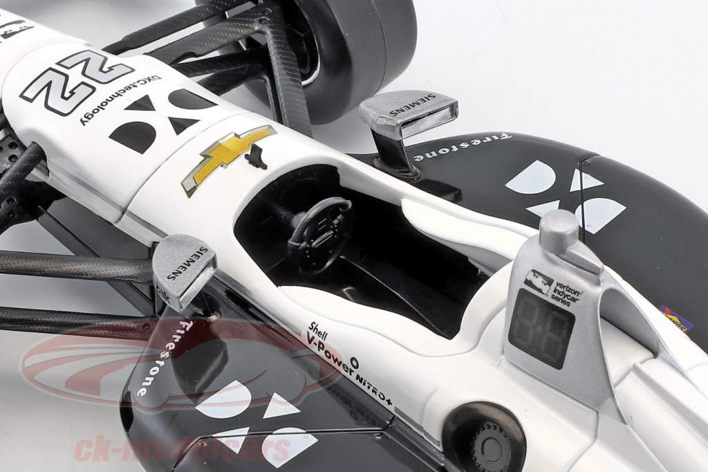 Simon Pagenaud Chevrolet #22 IndyCar Series 2018 Team Penske (DKC Technology) 1:18 Greenlight