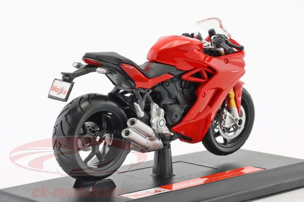 Ducati Supersport S rot 1:18 Maisto