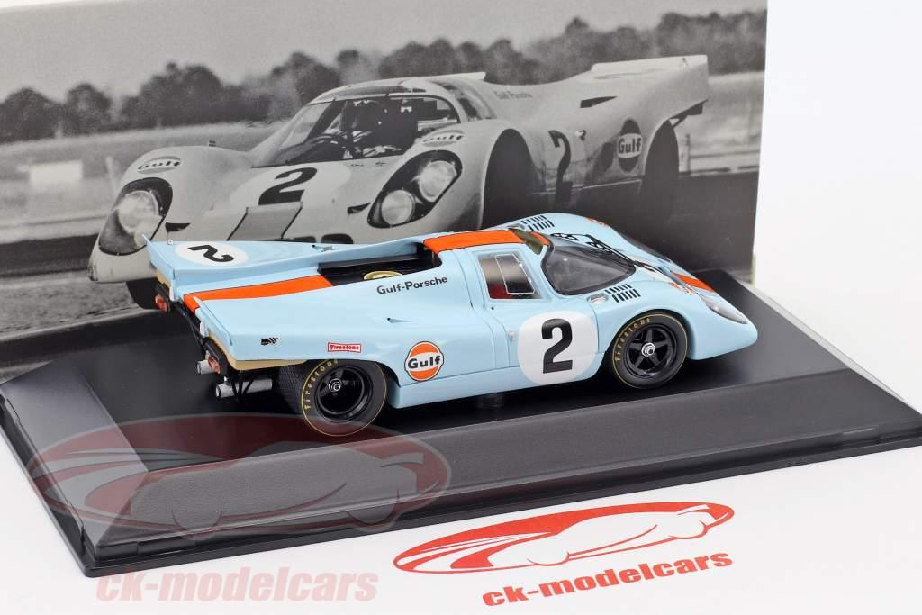 Porsche 917K #2 vincitore 24h Daytona 1970 Rodriguez / Kinnunen / Redman 1:43 Spark