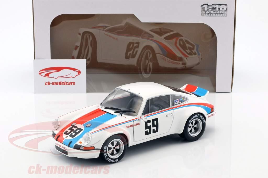 Porsche 911 RSR #59 gagnant 24h Daytona 1973 Gregg, Haywood 1:18 Solido