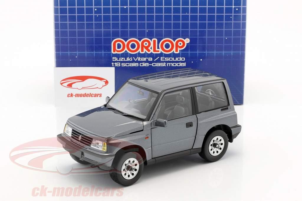 Suzuki Vitara / Escudo RHD grau 1:18 Dorlop