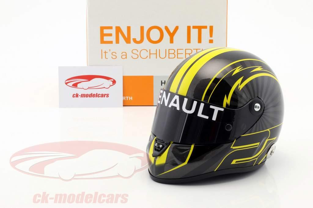 Nico Hülkenberg Renault R.S.18 Formel 1 2018 Helm 1:2 Schuberth