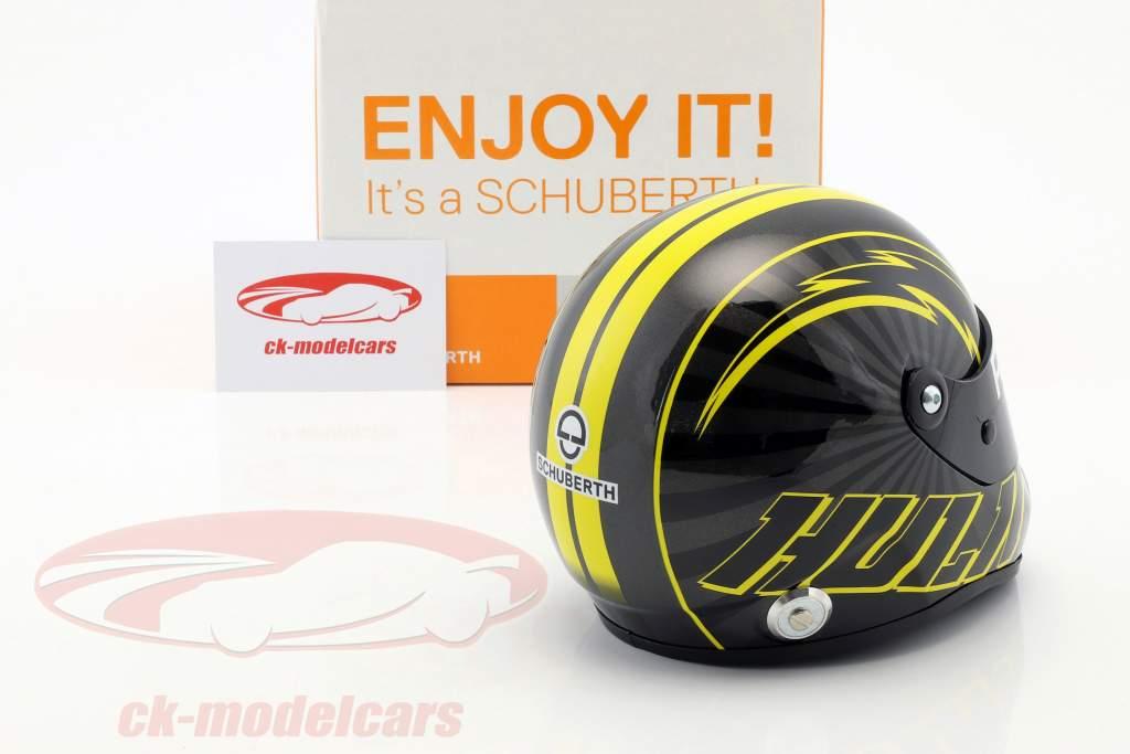 Nico Hülkenberg Renault R.S.18 formula 1 2018 helmet 1:2 Schuberth