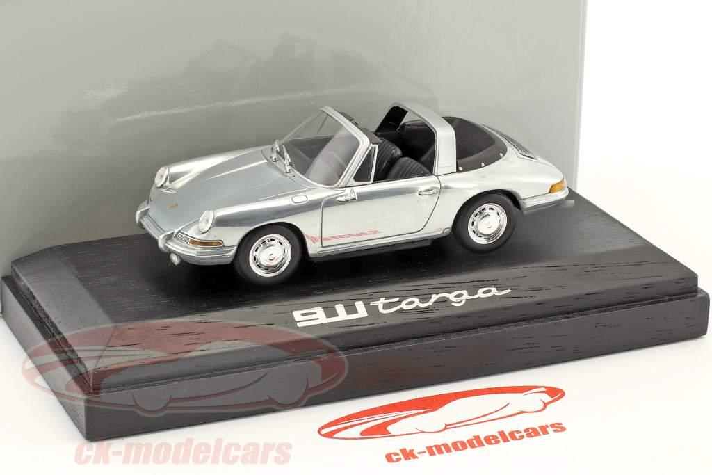 Porsche 911 targa année 1967 chrome 1:43 Minichamps