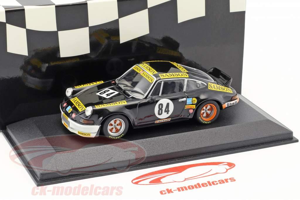Porsche 911 Carrera RSR #84 Class Winner 1000km Monza 1973 1:43 Minichamps