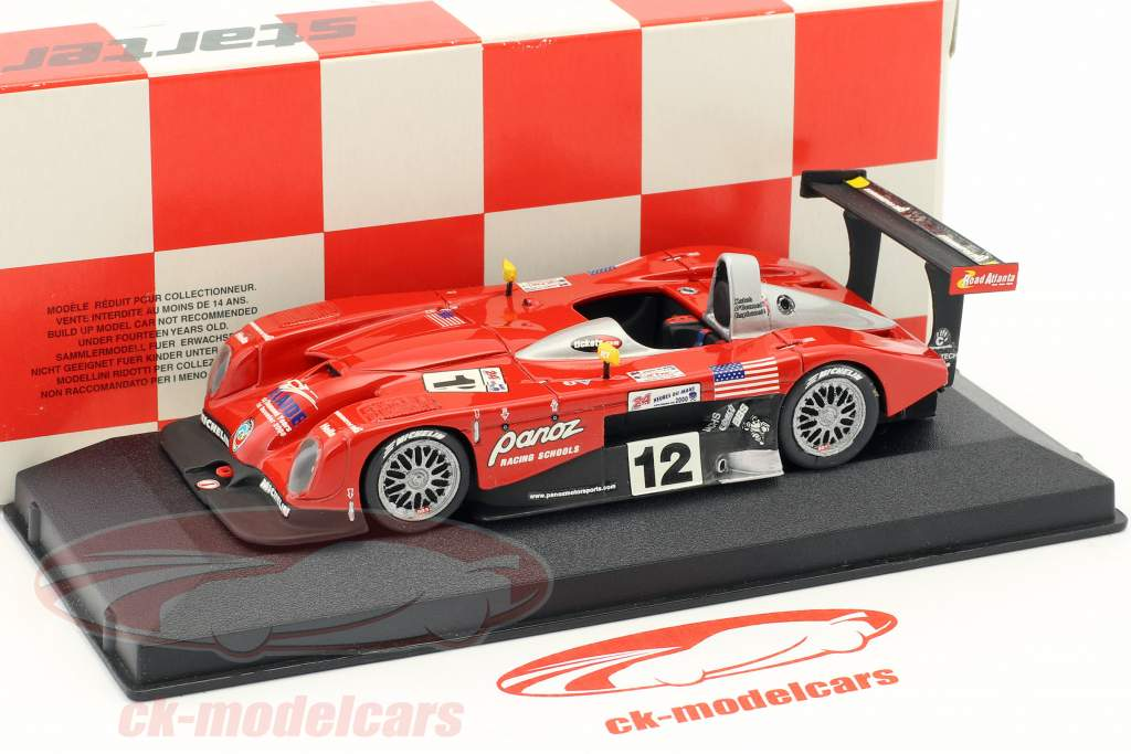 Panoz LMP-1 Roadster-S #12 24h LeMans 2000 O'Connell, Kato, Raphanel 1:43 Starter