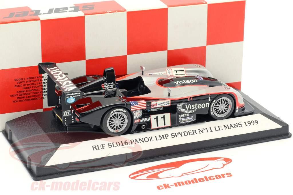 Panoz LMP-1 Roadster-S #11 24h LeMans 1999 O'Connell, Magnussen, Angelelli 1:43 Starter