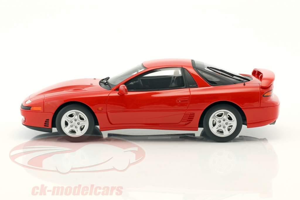 Mitsubishi GTO Twin Turbo anno di costruzione 1991 passione rosso 1:18 OttOmobile