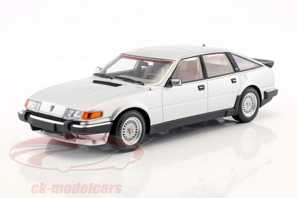 Rover Vitesse 3.5 V8 Baujahr 1986 silber 1:18 Minichamps