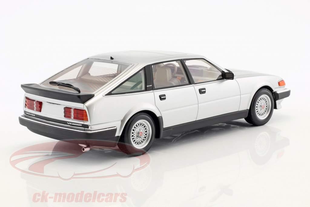 Rover Vitesse 3.5 V8 anno di costruzione 1986 argento 1:18 Minichamps