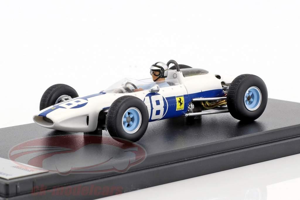 Pedro Rodriguez Ferrari 156 #18 Mexico GP formula 1 1964 1:43 LookSmart