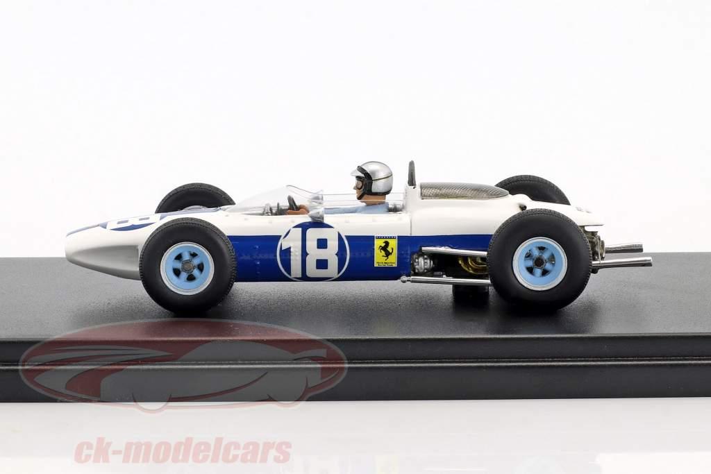 Pedro Rodriguez Ferrari 156 #18 Mexique GP formule 1 1964 1:43 LookSmart