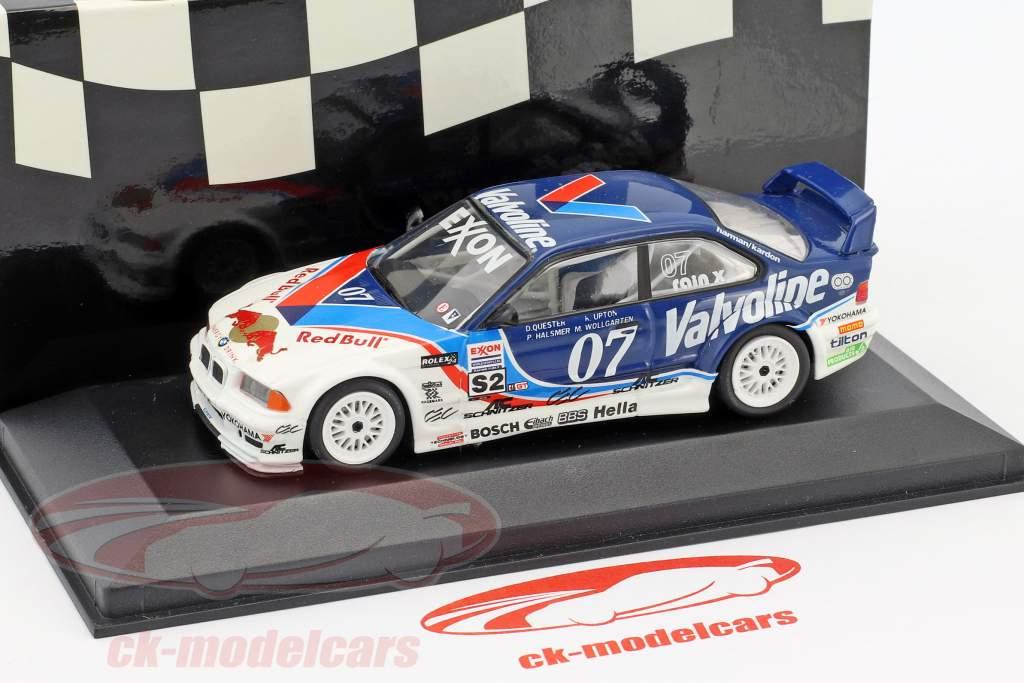 BMW M3 GTR #07 IMSA 1996 Dieter Quester 1:43 Minichamps