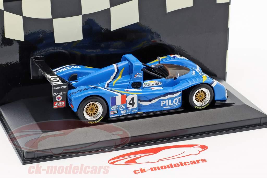 Ferrari 333 SP #4 24h LeMans 1997 Ferte, Campos, Nearburg 1:43 Minichamps