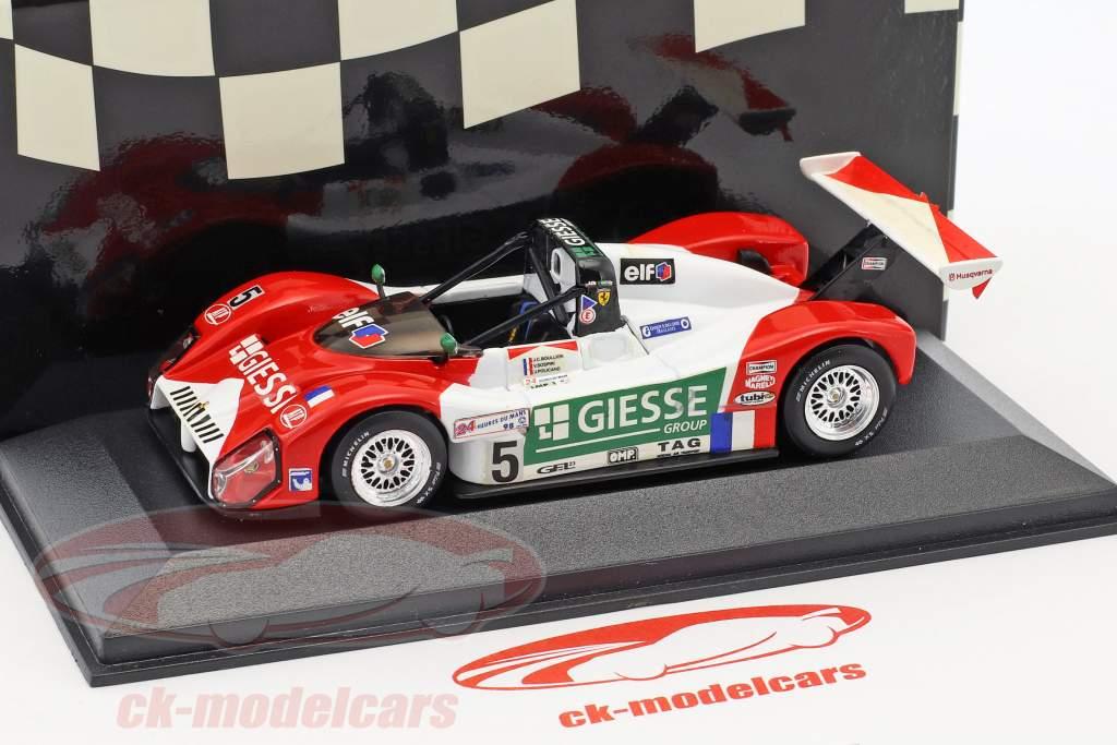 Ferrari 333 SP #5 24h LeMans 1998 Sospiri, Boullion, Policand 1:43 Minichamps