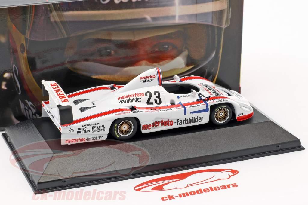 Porsche 936 #23 DRM Hockenheim 1982 Stefan Bellof 1:43 CMR