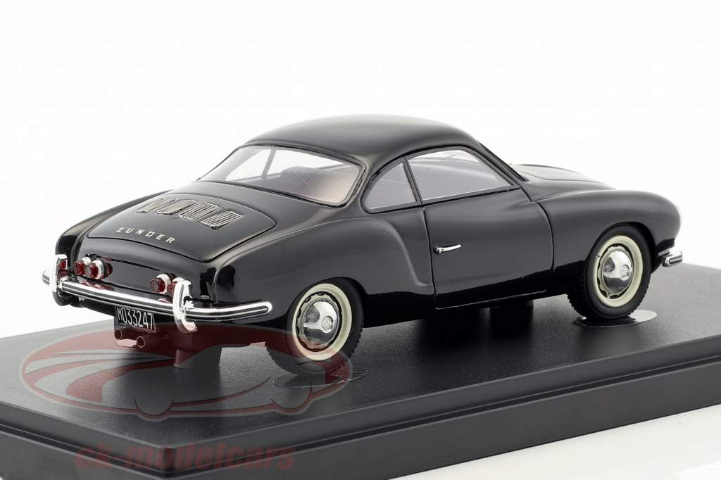 Zunder Cupe year 1964 black 1:43 AutoCult