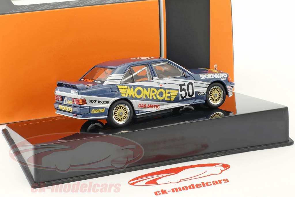 Mercedes-Benz 190E 2.3-16V #50 ETCC 1986 van Dalen, de Dryver, de Deyne 1:43 Ixo