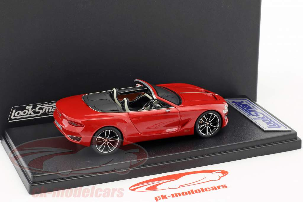 Bentley EXP 12 Speed red 1:43 LookSmart