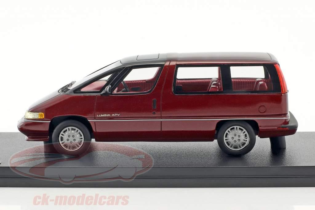 Chevrolet Lumina APV year 1991 red 1:43 GLM