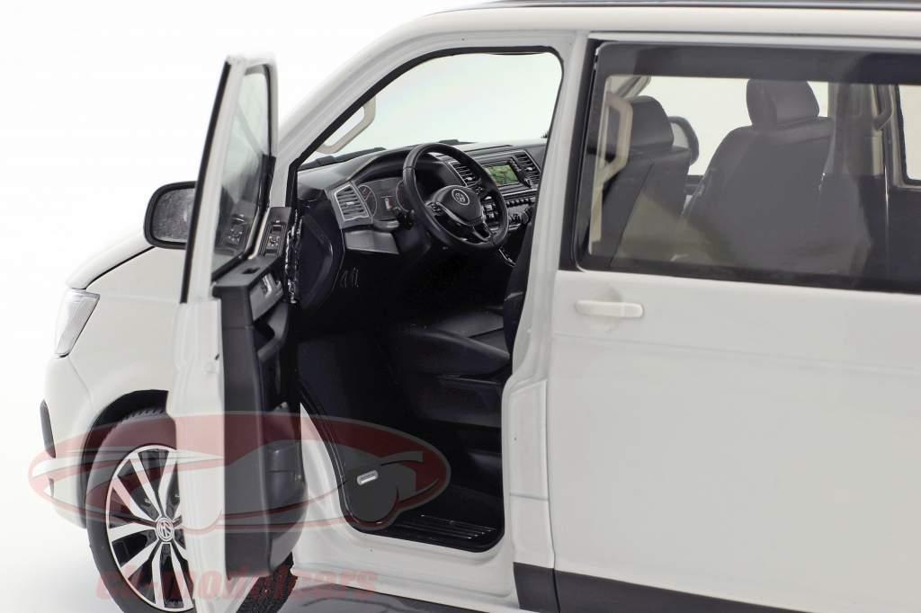 Volkswagen VW T6 Multivan edizione 30 bianco 1:18 NZG