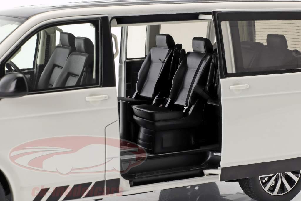 Volkswagen VW T6 Multivan Edition 30 white 1:18 NZG