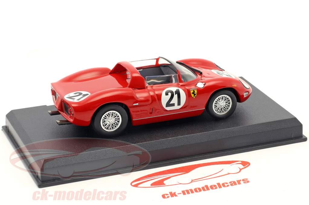 Ferrari 250P #21 Winner 24h LeMans 1963 Scarfiotti, Bandini 1:43 Altaya