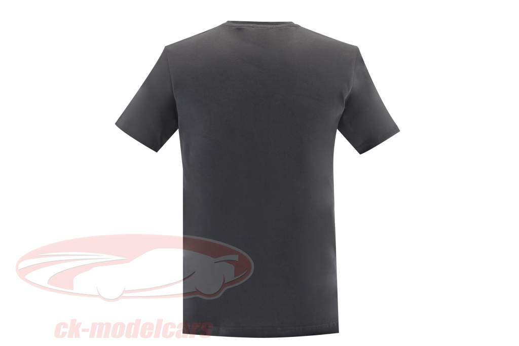 T-shirt Kremer Racing 76 gray