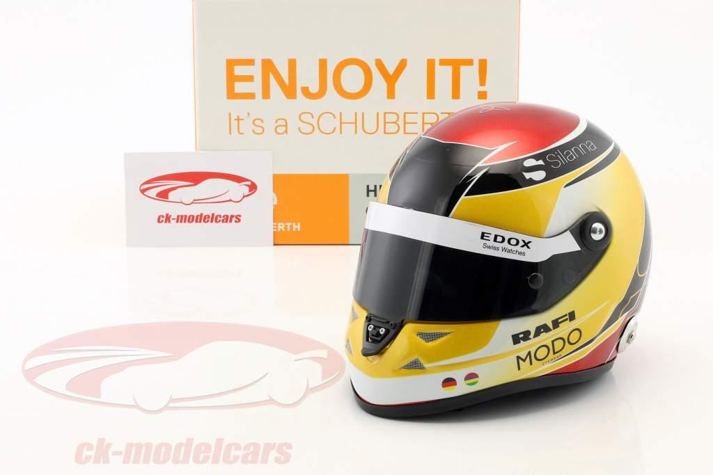 Pascal Wehrlein Sauber C36 #94 formula 1 2017 casco 1:2 Schuberth