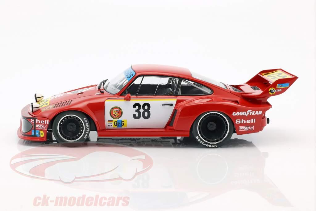 Porsche 935 #38 24h LeMans 1977 Schenken, Hezemans, Heyer 1:18 Norev