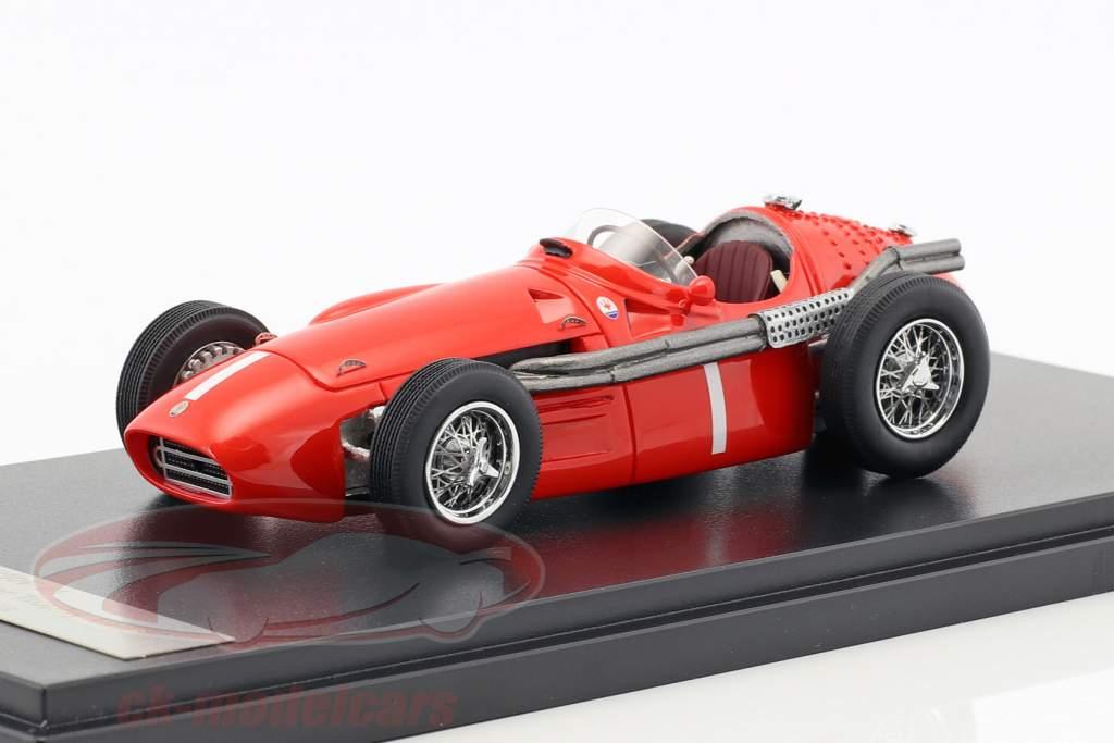 Stirling Moss Maserati 250F #1 vincitore Goodwood Glover Trophy 1956 1:43 Matrix