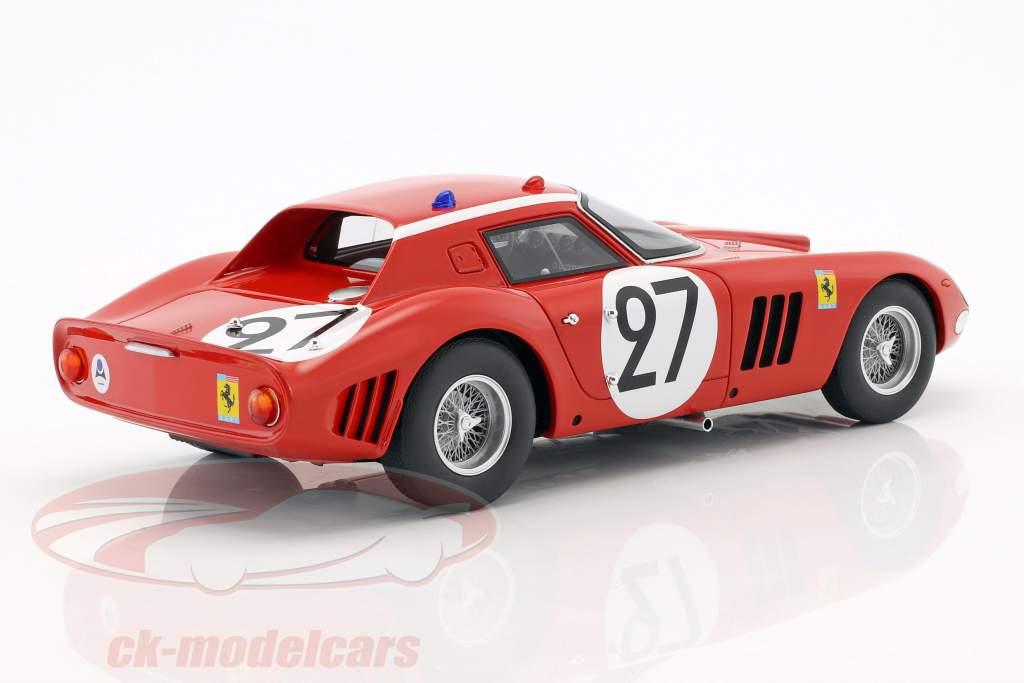Cmr Presents A Rare Ferrari 250 Gto In 1 18