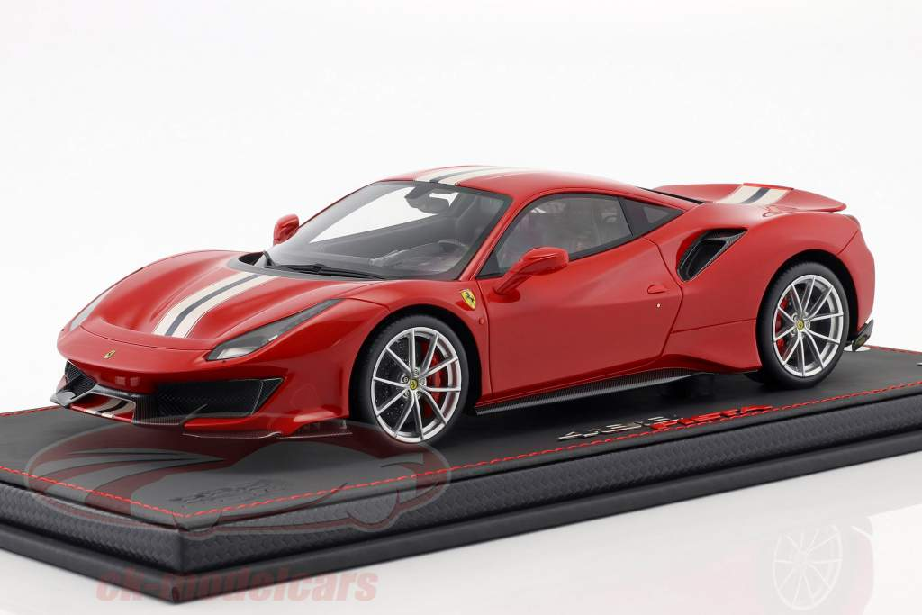 Newly From The Fair The Ferrari 488 Pista From Bbr