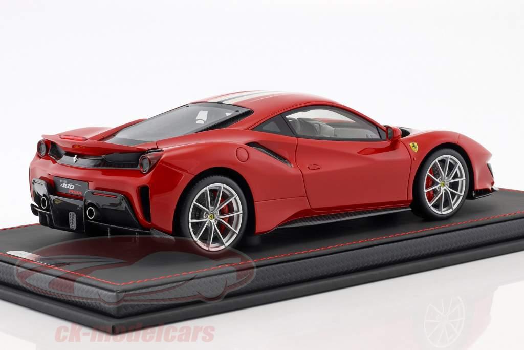 Frisch Von Der Messe Der Ferrari 488 Pista Von Bbr