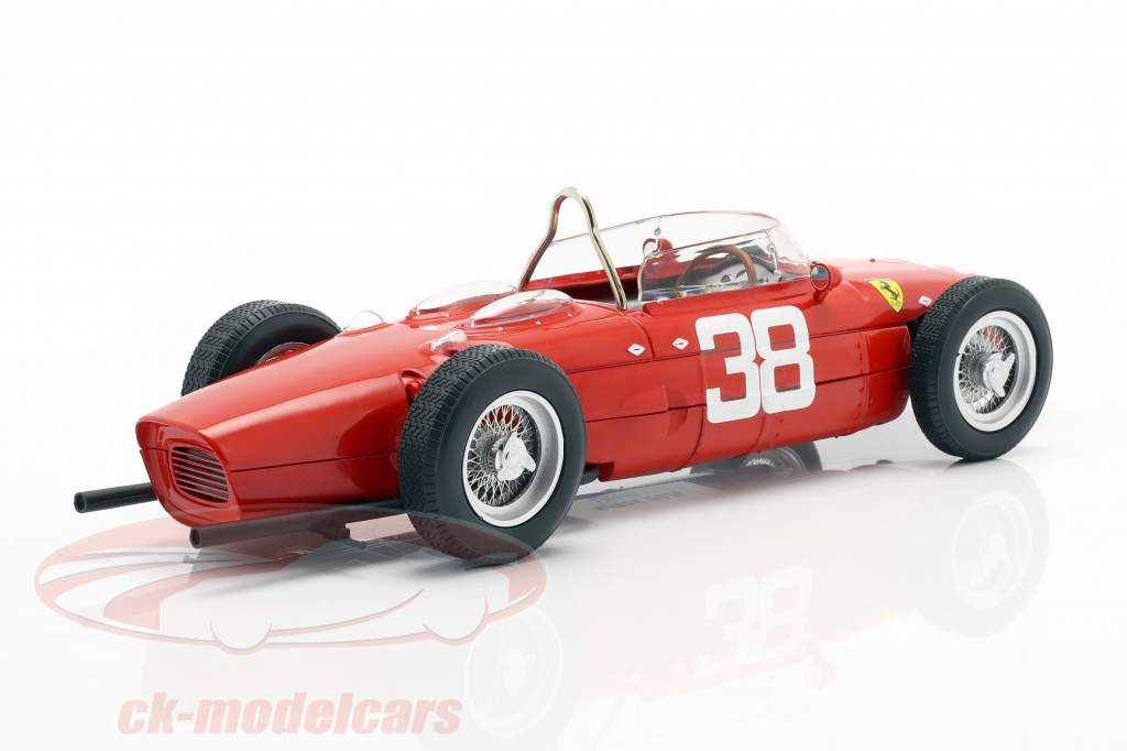 Cmr Bites The Ferrari 156 Sharknose From 1961