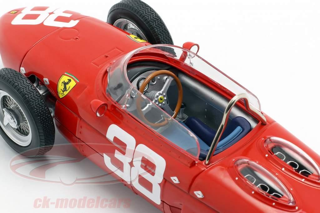 World Champion Hill 1961 1:18 CMR Ferrari 156 Sharknose GP Monaco