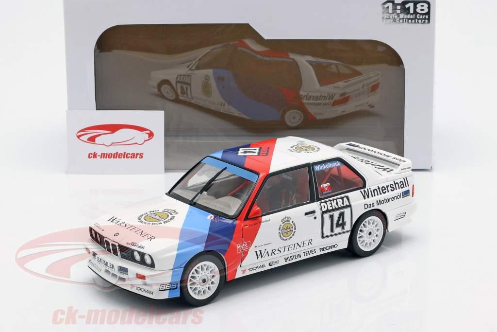 "Minichamps 155902005 # BMW M3 3rd Platz Macau Guia 1990 /"" J Winkelhock /"" 1:18"
