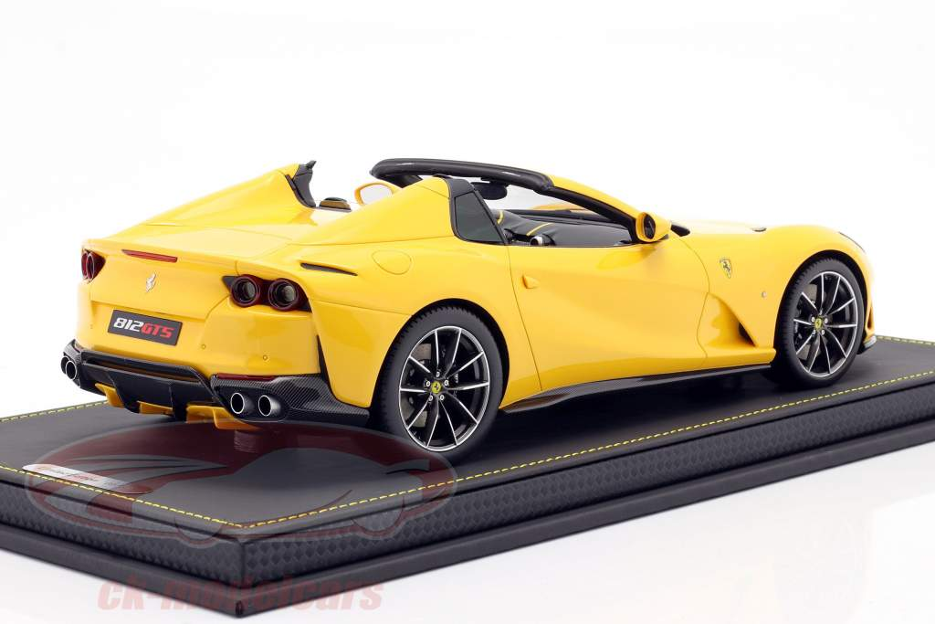 Superfast Now Open The Ferrari 812 Gts By Bbr
