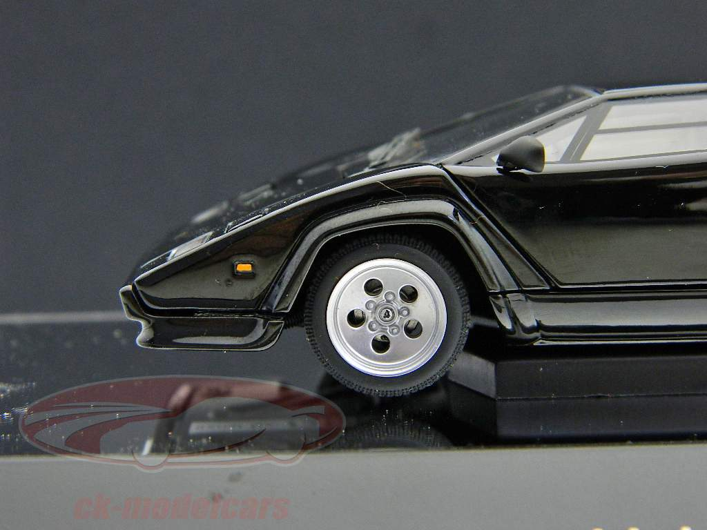ck modelcars 54532 lamborghini countach 5000s noir 1 43 autoart ean 674110545326. Black Bedroom Furniture Sets. Home Design Ideas