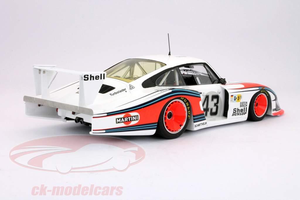 Porsche 935/78 Moby Dick #43 8th 24h LeMans 1978 Schurti / Stommelen 1:18 Spark