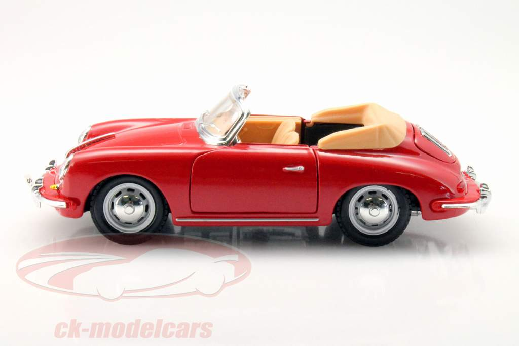 модели машины porsche 356 1961