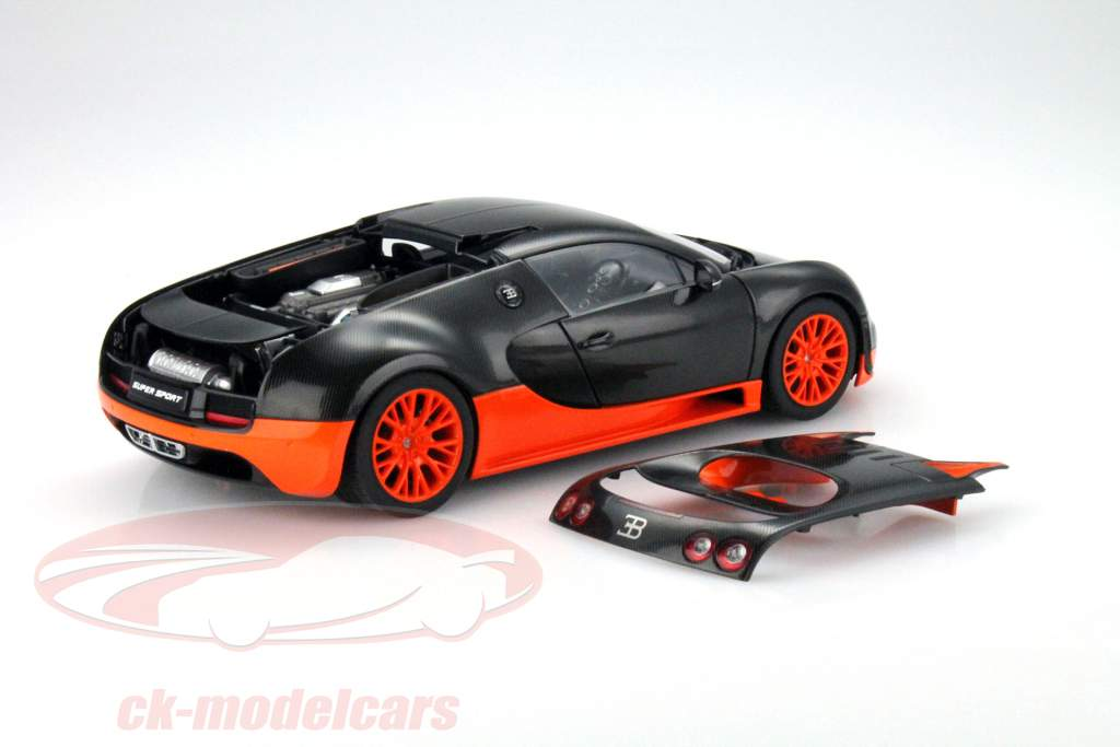 ck modelcars 70936 bugatti veyron 16 4 super sport. Black Bedroom Furniture Sets. Home Design Ideas