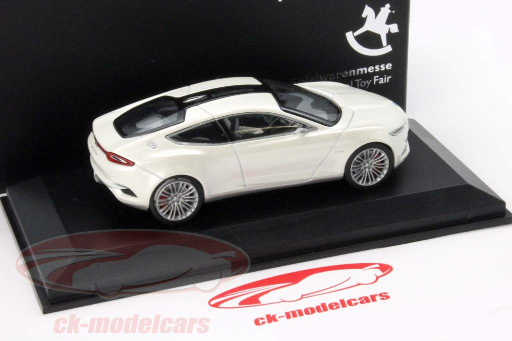 ... Ford Evos Concept Car Toy Fair 2014 white metallic 143 Norev ... & CK-Modelcars - 270537: Ford Evos Concept Car Toy Fair 2014 white ... markmcfarlin.com