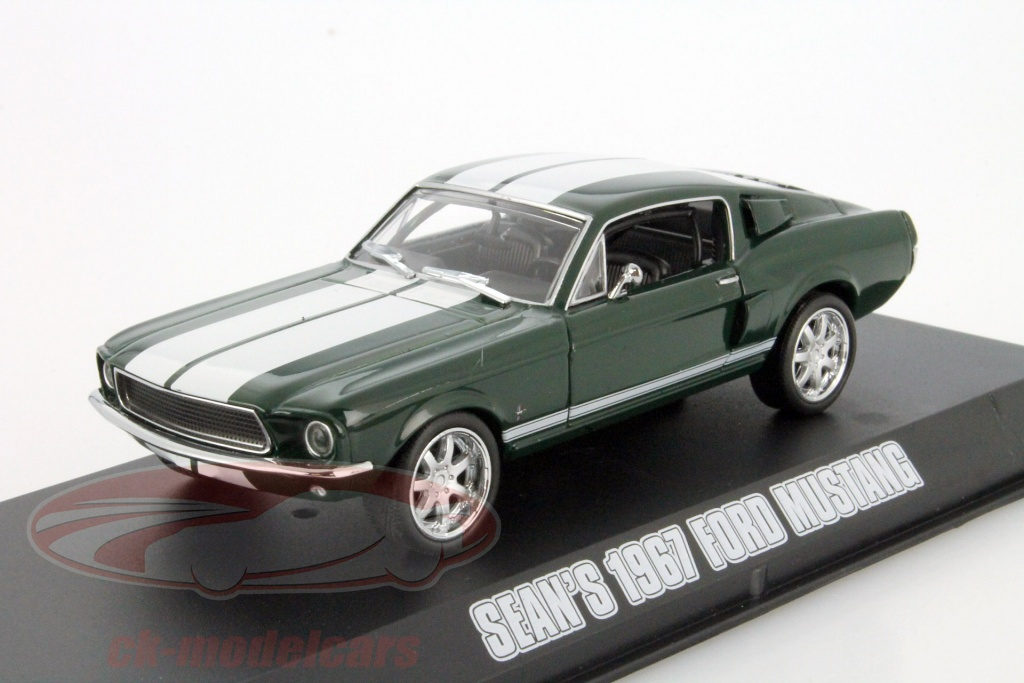 Ck Modelcars 86211 Ford Mustang 1967 Fast And Furious